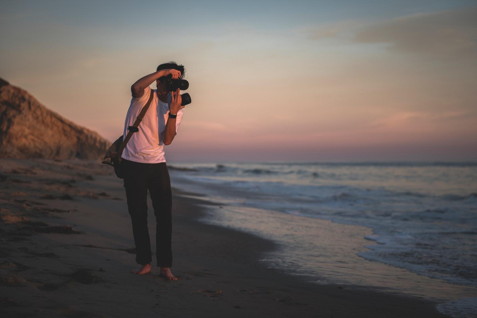 Vælg den rette kamerataske til din rejse