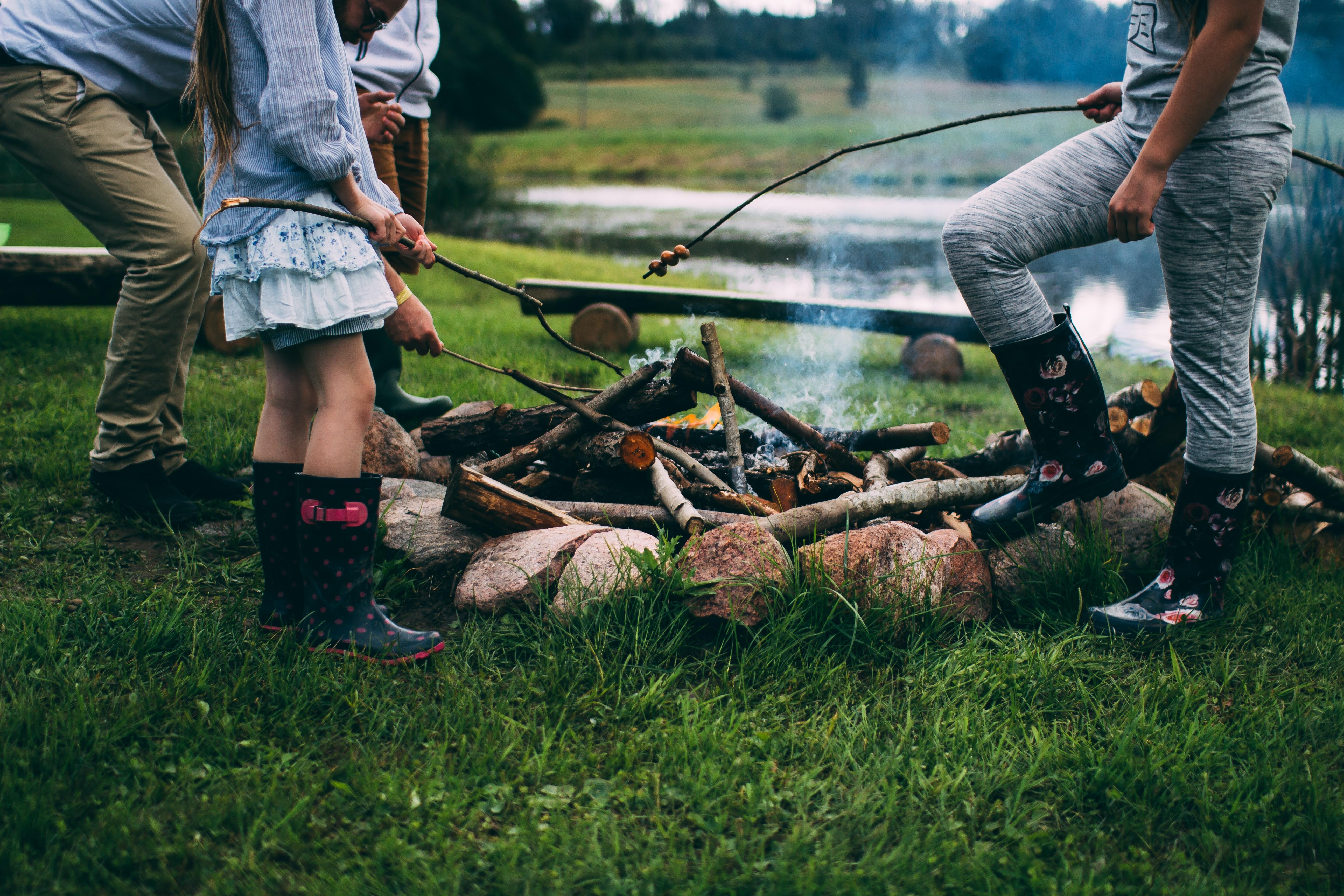 Hold sommerferie i Danmark i din egen campingvogn
